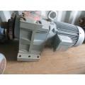 """Мотор-редуктор """"Bauer"""" . В ассортименте.11,0 кВт 60 оборотов в минуту. Лаповый. Бывший в употреблении."""