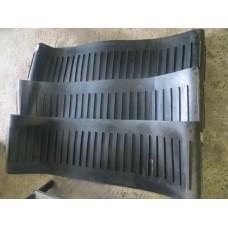 Ремень бесконечный оребренный ( с ребрами) 400/4сл/2560 триммера зернометателя ЗМ-60