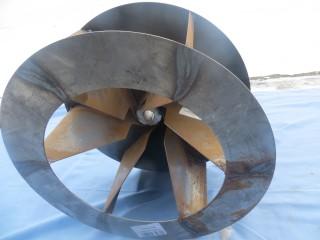 Крыльчатка вентилятора ОВС-25. ОВИ03.130
