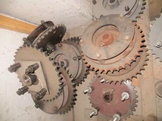 Запасные части для зернометателей