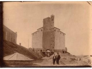 Элеватор 1900 год.