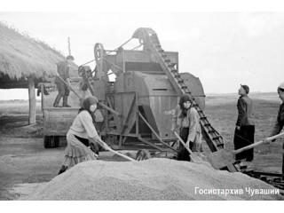 Механическая очистка семян.
