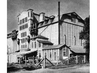 Элеватор 1920 год.