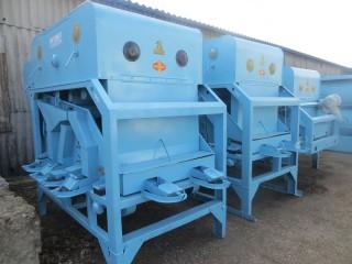 Продажа зерноочистительного оборудования Петкус в Краснодарском