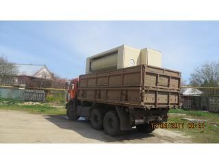 Триерные блоки Петкус К-236. Транспортировка.